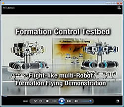 Formation Control Test Bed